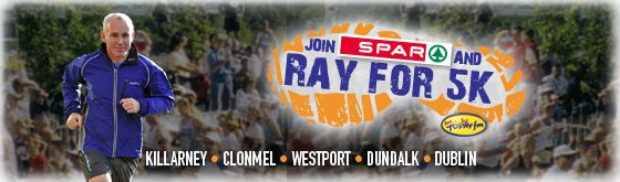 Join SPAR and Ray for 5K Comes to Westport – March 27th